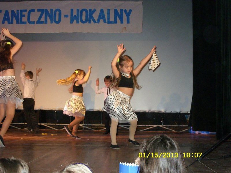 Przegląd Taneczno-Wokalny 5,6-latki 2013