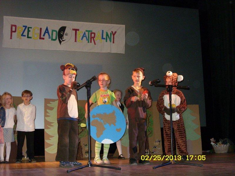 Przegląd Teatrzyków Dziecięcych 5,6-latki 2013